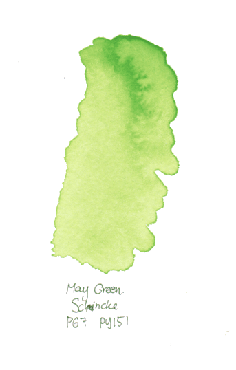 May Green by Schmincke (PG7, PY151)