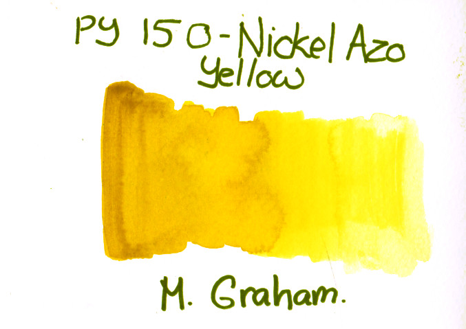 Nickel Azo
