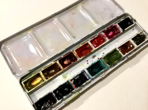 Full Pan Watercolour Box